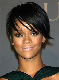 Warning: You do not, will not, can not have Rihanna's hair. It will NOT ever look like hers does. I know it's cute.. it might get close.. but never the same. trust.