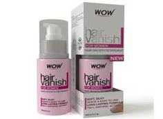 WOW Hair Vanish For Women 100 ml 30 days supply (Pack of 1) At Rs.499