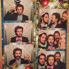 @npo_3 kerst feest!⛄️🎉 #kiekjes #lacheensnaarhetvogeltje #polaroids #photobooth #xmas