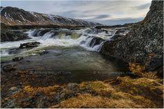 Gorgeous Iceland landscape. #arisingimages #iceland #waterfall #photography
