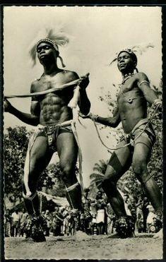 Malinke dancers