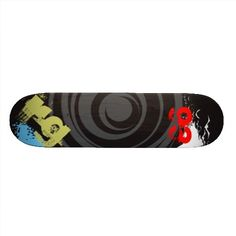 Skate Twister Personalize Initials and Birth Year