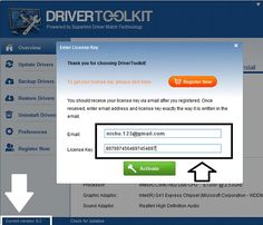 The Driver Toolkit License Key is 100% safe to be used on ...