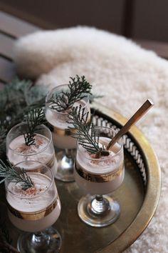 Christmas Mousse - Made with Homemade Baileys Irish Cream Liquor | Recipe