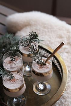 Christmas Mousse - Made with Homemade Baileys Irish Cream Liquor   Recipe