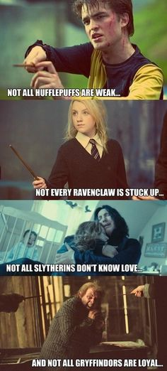 Funny pictures about Harry Potter and its characters. Oh, and cool pics about Harry Potter and its characters. Also, Harry Potter and its characters. Harry Potter World, Mundo Harry Potter, Harry Potter Love, Harry Potter Fandom, Harry Potter Houses Traits, Harry Potter Hufflepuff Characters, Funny Harry Potter Quotes, Harry Potter Birthday Meme, Funny Harry Potter