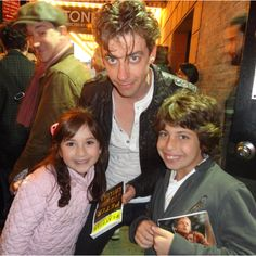 We met Christian Borle from: SMASH, Legally Blonde, and Peter and the Star Catcher… he was sooo nice! Christian Borle, Straight Man, Peter And The Starcatcher, Sutton Foster, Jesus Christ Superstar, Love Of My Life, My Love, Legally Blonde, Monty Python