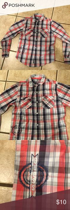 Guess boys Button-down shirt Guess boys Button-down shirt 16/18 Shirts & Tops Button Down Shirts