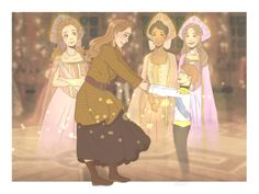 Romanov siblings - Anastasia the Musical