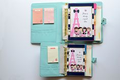 Planner dividers for Kikki K, Marion Smith and Car...