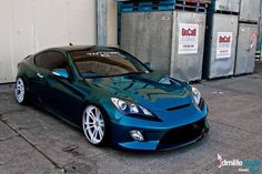 hyundai genesis coupe body kit - Google Search
