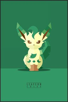 Leafeon : CDLXX by WeaponIX.deviantart.com on @deviantART
