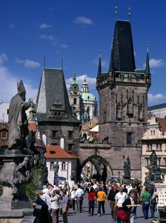 Prag/Prauge/Praha