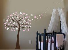 love this tree for Nora's room!