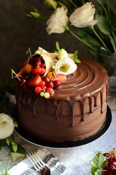 Food Cakes, Something Sweet, Cake Recipes, Food And Drink, Ice Cream, Eat, Desserts, Cakes, Lolly Cake