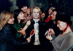 INTERVIEW WITH THE VAMPIRE ‹ Michele Burke, make up