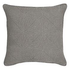 Indiana Grey Cushion 45cm