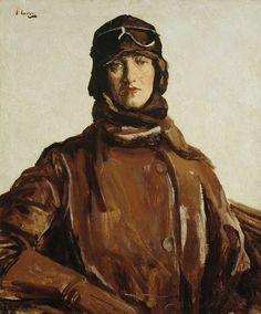 Lady Heath, born Sophie Pierce Evans in Limerick. For a five-year period from the mid-1920s, pilot Lady Mary Heath was one of the best-known women in the world. It was an era when everyone had gone aviation mad, she was the first woman to parachute and the first woman to gain a commercial pilot's licence. In 1928 Lady Heath made front-page news worldwide as the first pilot ever, male or female, to fly a small, open cockpit plane solo from Cape Town