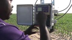 Mobile Drip #Irrigation Research at #KState Helps Save #Water