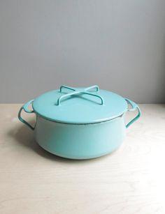 dansk kobenstyle enamel kitchenware.