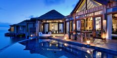 ღღ Villas on private Island Song Saa in Cambodia