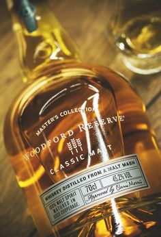 Woodford Reserve Master's Collection Classic Malt Tasting Notes Bourbon Whiskey, Scotch Whisky, Woodford Reserve Bourbon, Good Whiskey, Cigars And Whiskey, Spirit Drink, Gula, Ron, Wine And Spirits