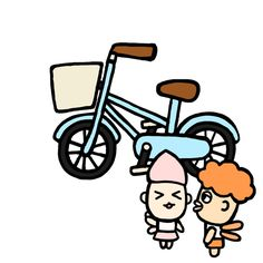 【5月22日】サイクリングの日 created by アレ・ナーニ