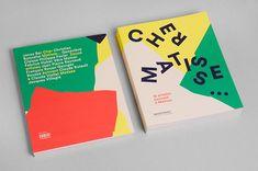 Conception et mise en page du livre Cher Matisse – Douze artistes écrivent à Matisse.Format 20 x 25 cm. 56 pages.Éditeur : Bernard Chauveau