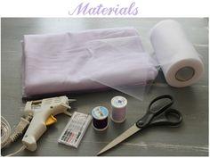 Linen, Lace, & Love: DIY Fabric Flowers
