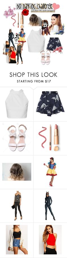 """swapped"" by beliebers-188 ❤ liked on Polyvore featuring C/MEO COLLECTIVE, W118 by Walter Baker and ASOS"