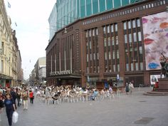 Helsinki, Street View, Photo And Video, Architecture, World, Finland, Cities, Scenery, Arquitetura