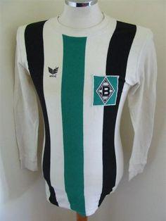 Borussia Mönchengladbach Home football shirt 1973