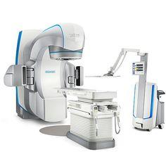 Un nuevo todo-Varian, sistema comprensivo del radiosurgery. Diseñado para la ablación radiosurgical, se indica el borde Radiosurgery es un sistema dedicado, de punta a punta para realizar procedimientos no invasores dondequiera en la radiación del bodywherever.
