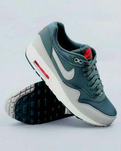 Nike Air Max 1 Essential - Hasta/Granite-Sunburst Yes.