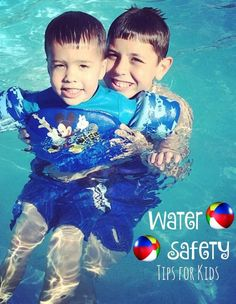 With the summer months quickly approaching, be sure to check out these #WaterSafety Tips for Kids! #CG #ad
