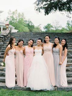Photography: Ashley Kelemen - ashleykelemen.com/ Read More: http://www.stylemepretty.com/2014/11/04/romantic-spring-hudson-valley-wedding/