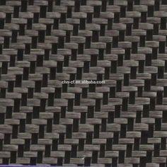 3k-200g/sq。 メートル- 2x2のツイルの炭素繊維織物