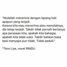 Tere Liye Quotes 1
