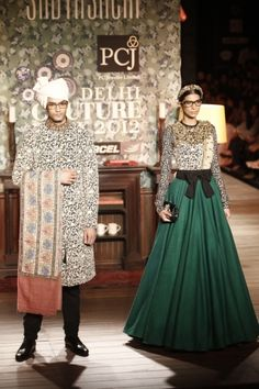 Delhi Couture Week 2012: Sabyasachi | Vogue INDIA