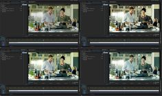 Color LUTs for the Film Aesthetic