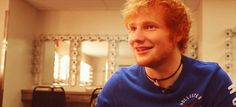 When he laughed his perfect laugh. | 21 Times Ed Sheeran Was So Unbelievably Cute We Almost Couldn't Take It