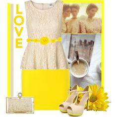 """color block sandals"" by bodangela on Polyvore"