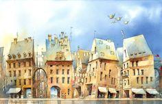 Nola Leapman - hd wallpaper painting - 1950x1258 px