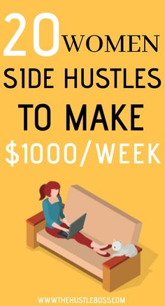 Earn Money From Home, Earn Money Online, Way To Make Money, How To Make, Work From Home Careers, Online Work From Home, Hustle Money, Best Online Jobs, Jobs For Women