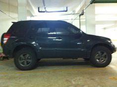 245 75 16 + 40 mm lift Grand Vitara Suzuki, Off Road Camping, Car Parts, Cherokee, Cars And Motorcycles, Offroad, Geo, Swift, Samurai