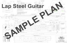 Lap Steel Guitar plan