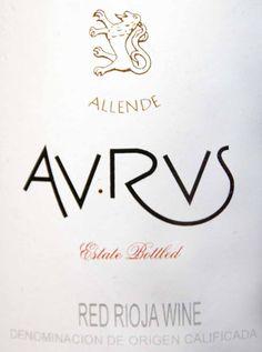 Aurus Finca Allende 2004 (3L)