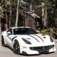 "916 Likes, 6 Comments - F12 TOUR DE FRANCE (@only_f12tdf) on Instagram: ""♠️Ferrari F12TDF♠ swipe @exotic_car_lover 1 of 799 follow us for more #f12tdf…"""