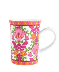 "This mom is hoping for ... ""A cup of coffee made with just a little cream in my Vera Bradley Porcelain Mug.  My daughter is known for doing this for me each year. My best gift always!"" - Cheri L., VP Indirect Sales 