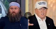 Willie Robertson is right about Trump, and though he and his family are solidly in the corner of Louisiana Governor Bobby Jindal for president, Robertson seems open to the idea of supporting Trump if he manages to outlast Jindal in the GOP primary marathon.